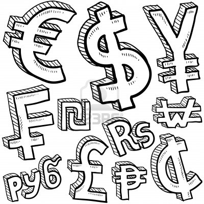 14460871-doodle-style-coin-with-currency-symbol-set-including-euro-dollar-yen-pound-cent-ruble-won-yuan-sheke