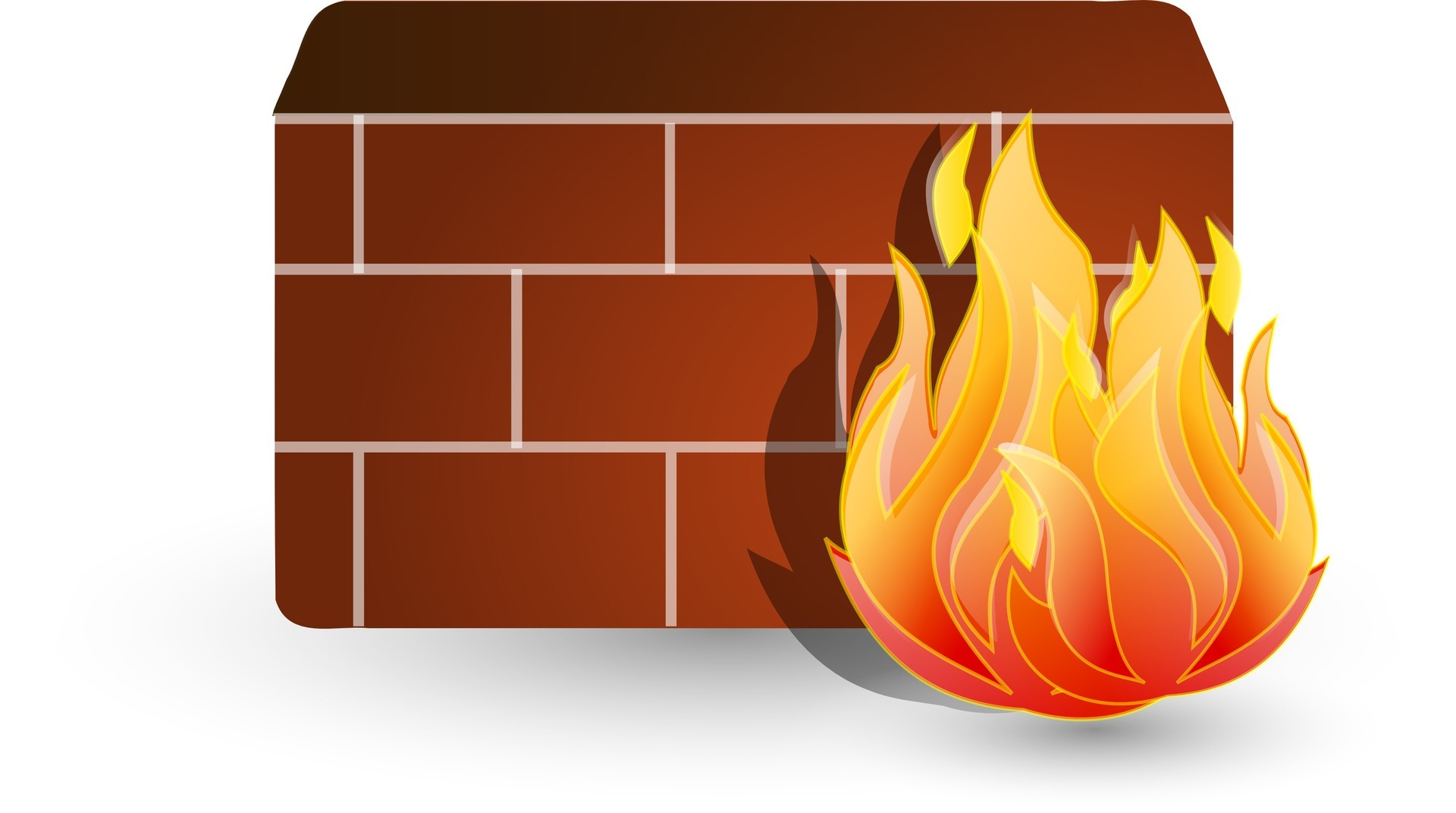 Free Firewall Clipart Illustrations at http://free.ClipartOf.com