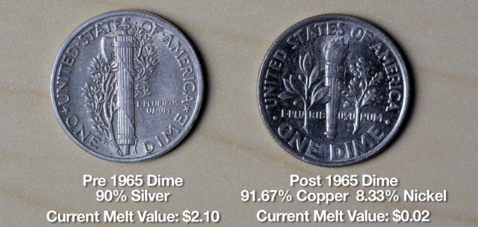 SilverCoinage