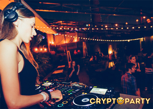 CRYPTO STAND UP