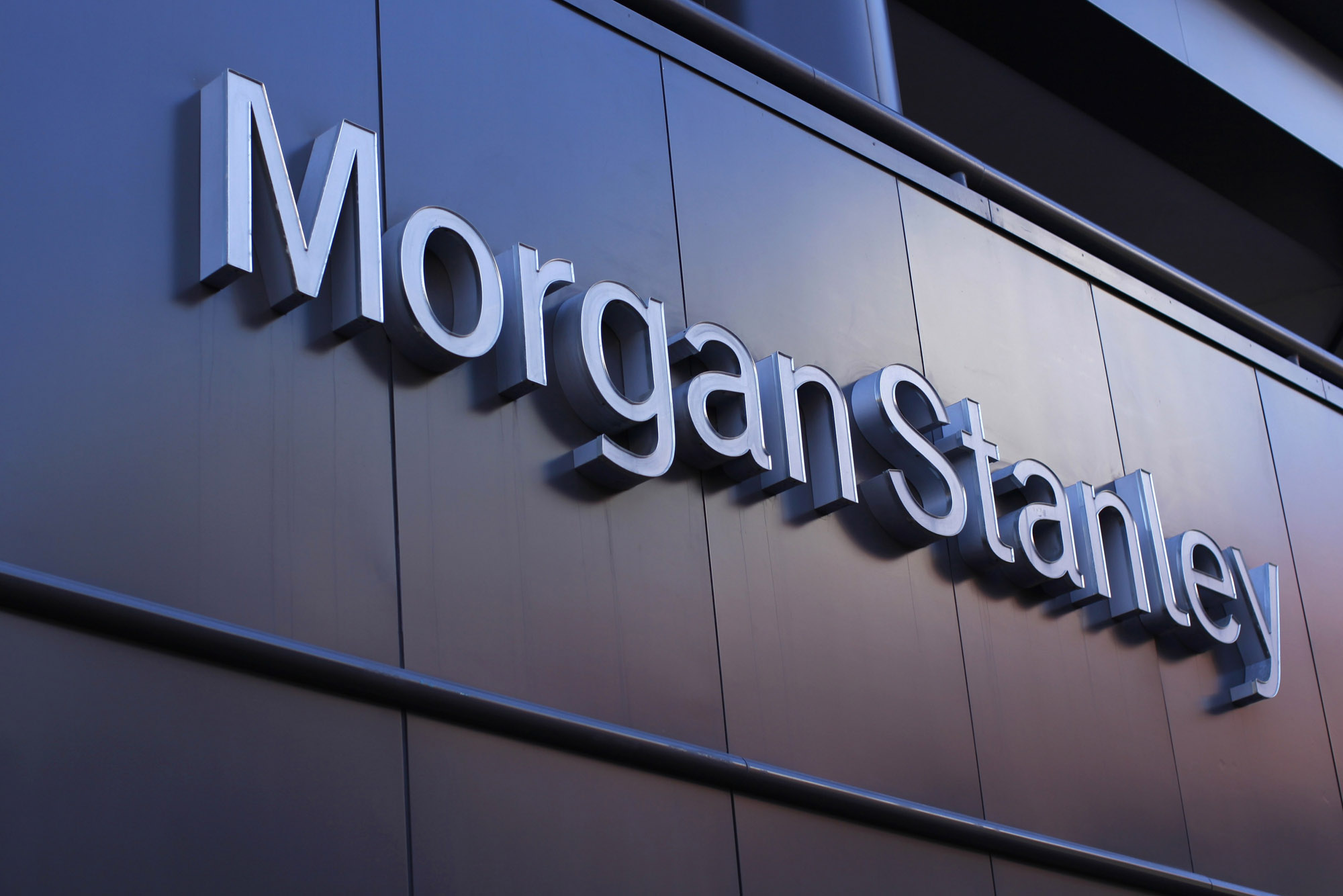 Банк - Morgan Stanley