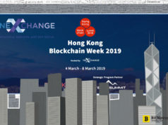 NexChange организует Hong Kong Blockchain Week
