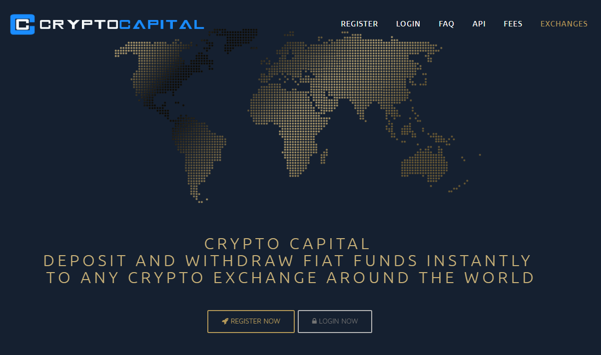 Crypto Capital Bitfinex