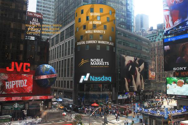 Nasdaq Noble Markets