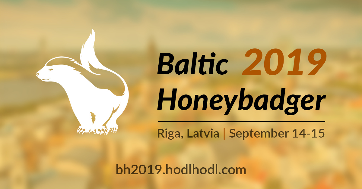 Baltic Honeybadger 2019