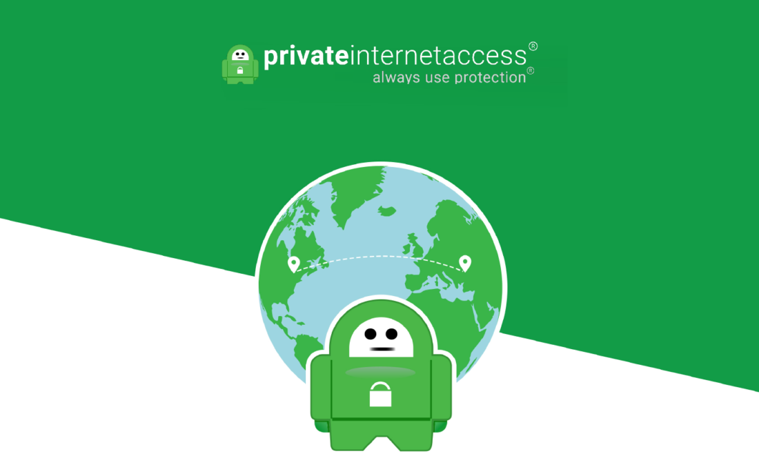 скриншот логотип Private Internet Access