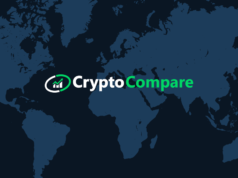 Логотип CryptoCompare