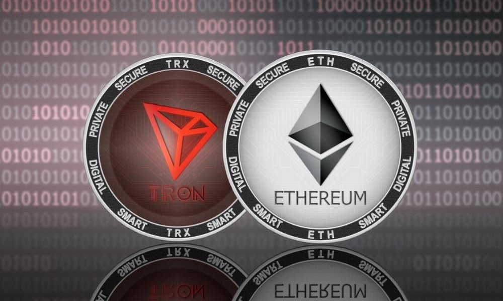 Tron, Etherium