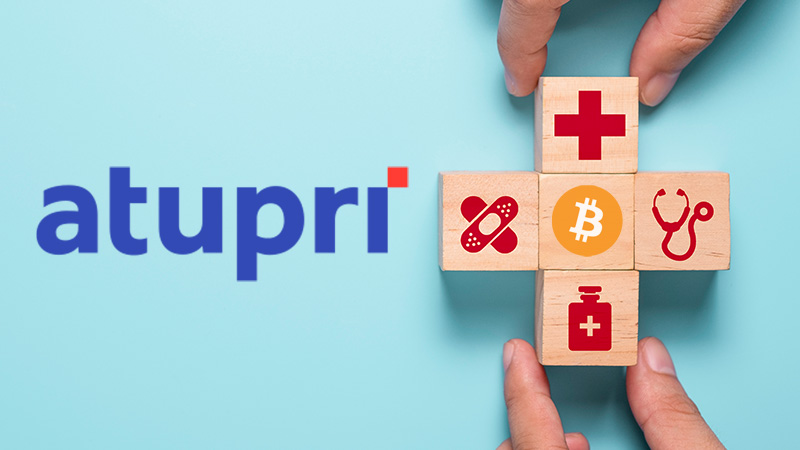 Логотип Atupri Health Insurance