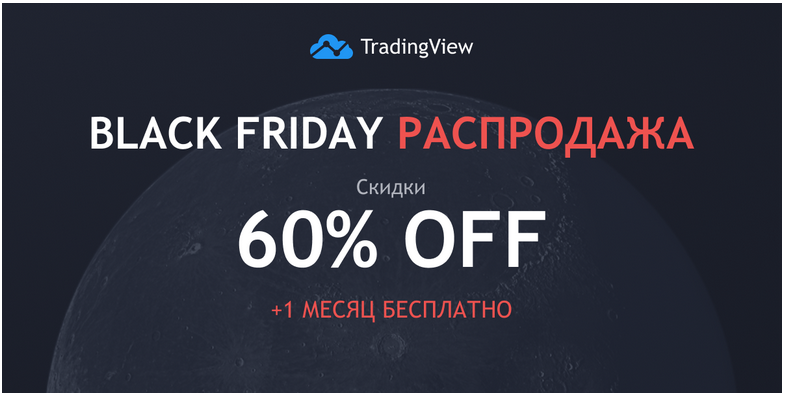 TradingView Black Friday 2020