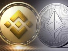 Логотип Binance, Ethereum